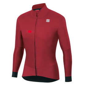Sportful Bodyfit Pro Jacket Men, red rumba/red